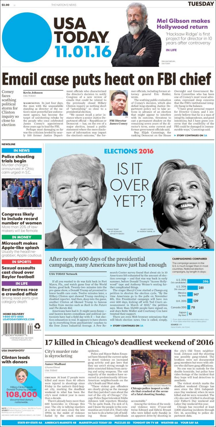 usa today december 8 2008 essay The usa today app puts the pulse of the nation in the palm of your hand experience comprehensive and personalized coverage the way you want it with award-winning videos, compelling photography, and interactive features that will always keep you updated - on your terms.